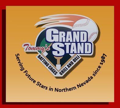 Tommy's Grandstand Logo